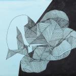 LIGHT_BLUE_2016_Ink on paper_21 x 30 cm_Rs 5,500